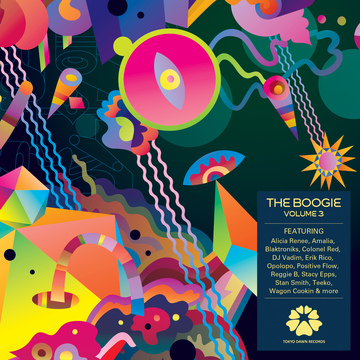 Tokyo Dawn Records – The Boogie Volume 3