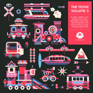 Tokyo Dawn Records – The Move Volume 3
