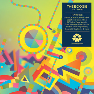 Tokyo Dawn Records – The Boogie Volume 4