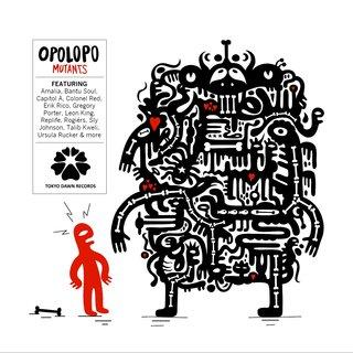 Opolopo – Mutants