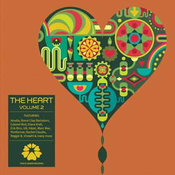 Tokyo Dawn Records – The Heart Volume 2