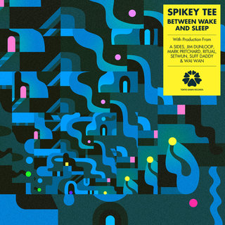 Spikey Tee – Between Wake and Sleep