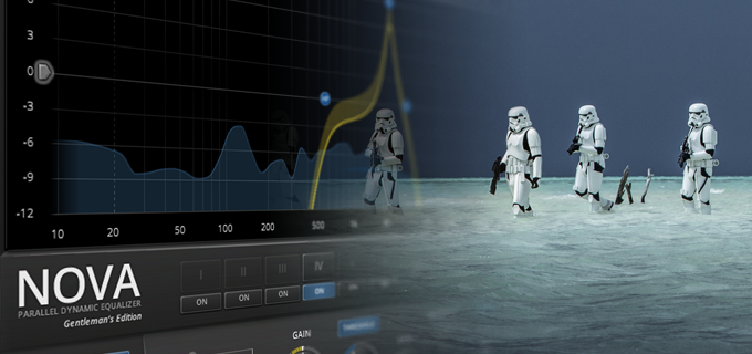 Going rogue with dynamic equalization