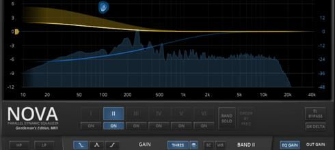 TDR SlickEQ M - Mastering Edition | Tokyo Dawn Records