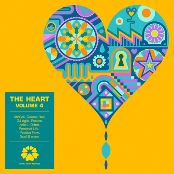 Tokyo Dawn Records – The Heart Volume 4