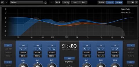 TDR SlickEQ Mastering