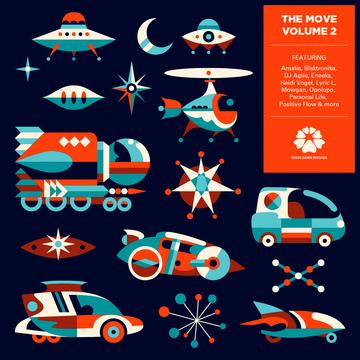 Tokyo Dawn Records – The Move Volume 2