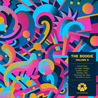 Tokyo Dawn Records – The Boogie Volume 6