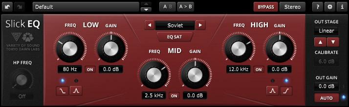 SlickEQ Soviet model